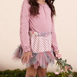 Matilda Jane Happily Ever After Ruffle Skirt